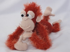 Amigurumi Monkey Patterns : Monkey amigurumi u crafthubs