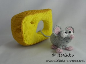 Amigurumi Mouse Pattern Crochet : Manfred the mouse u2013 amigurumi crochet pattern