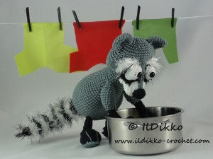 Rupert, crochet reindeer pattern | Son's Popkes | 225x300