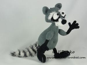 Rupert, crochet reindeer pattern   Son's Popkes   225x300