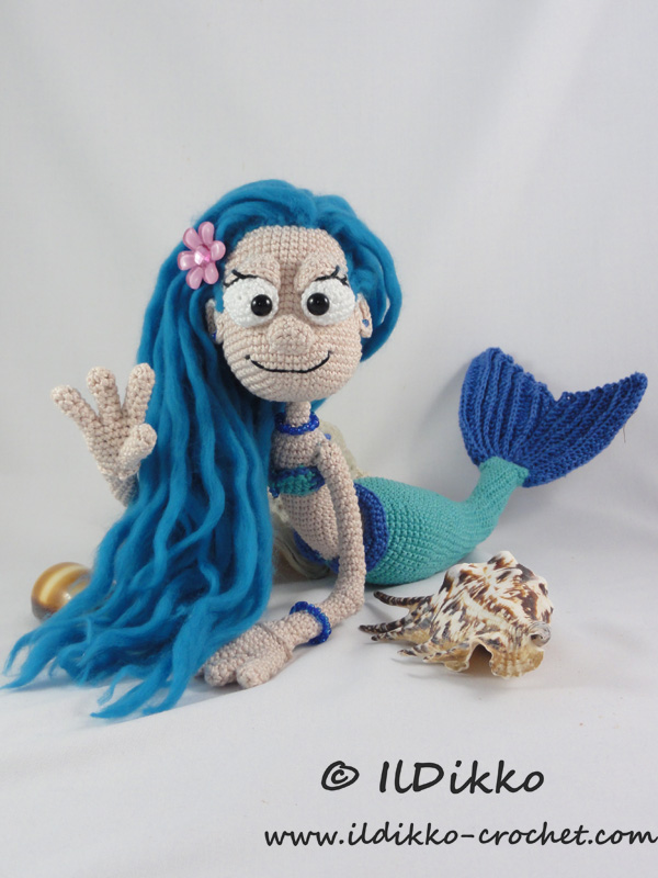 Tutorial: Wire Skeleton For Amigurumi Dolls | Amigurumi doll ... | 800x600