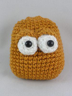 Amigurumi Owl Beak : Otto the Owl Amigurumi Crochet Pattern
