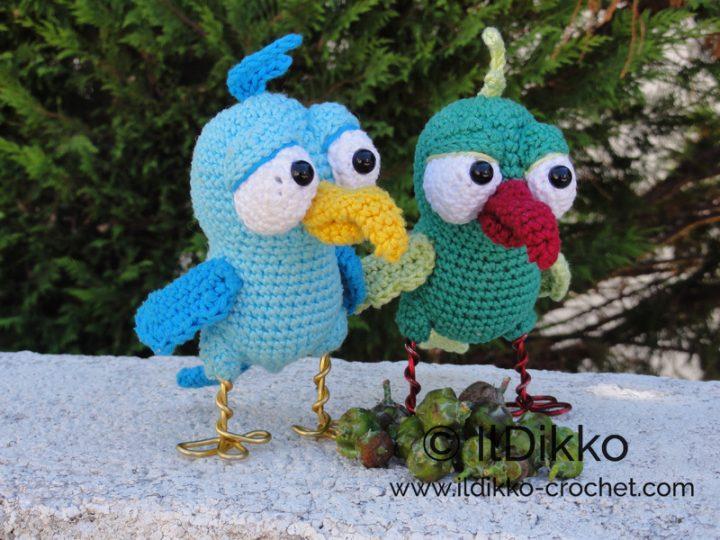 Farmyard Goats crochet pattern | PlanetJune by June Gilbank: Blog | 540x720